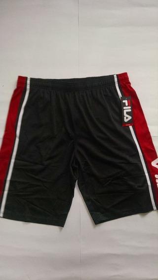 Shorts Deportivo Fila, Talla Xl, Original.