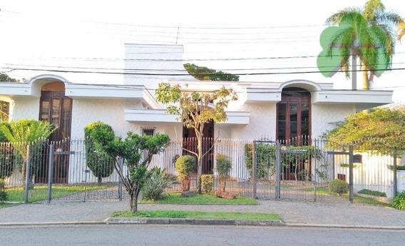 Casa Com 4 Dormitórios À Venda, 572 M² Por R$ 2.700.000,00 - Jardim Guedala - São Paulo/sp - Ca0132