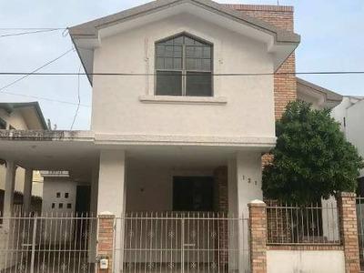 Renta De Casa En Lomas De Rosales, Tampico, Tam.