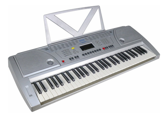 Teclado Musical Profissional E Estudante 61 Teclas Csr 2172