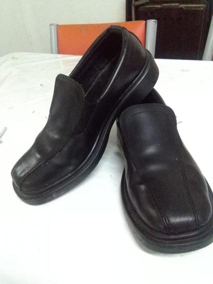 Zapatos De Cuero Marca Firts N° 42 Excelente Estado Nuevos
