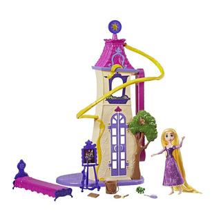 Disney Princesas Rapunzel Castillo Enredado