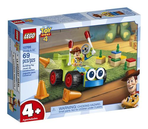 Lego Kit De Construccion De Woody De Toy Story 4