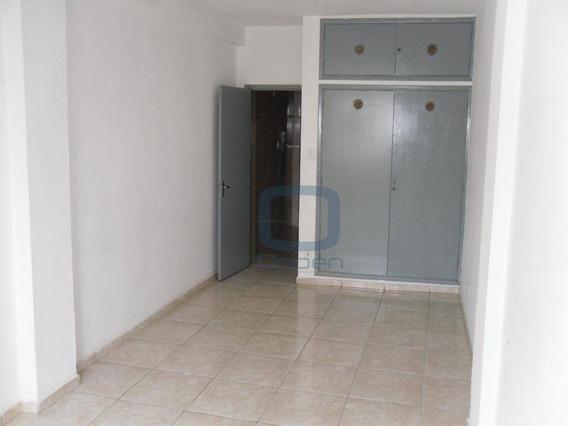 Kitnet Com 1 Dormitório Para Alugar, 35 M² Por R$ 600,00/mês - Centro - Campinas/sp - Kn0098
