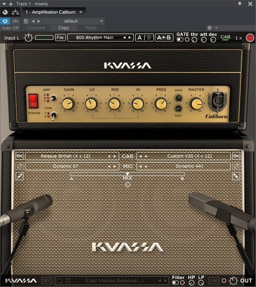 Kuassa Amplificadores Plugin Vst Amplitube, Bias, Guitar Rig