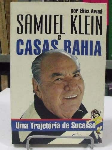 Livro - Samuel Klein E Casas Bahia - Elias Awad