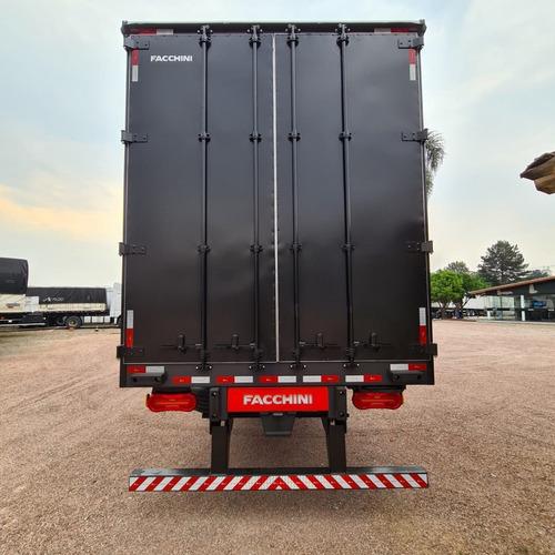 Imagem 1 de 11 de Carreta Sider Facchini 30 Pallets Suspensão Pneumática 2021