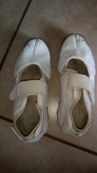 Zapatilla Blanca Nike Air