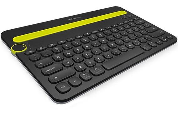 Teclado Bluetooth Logitech K480 iPad Tablet Smartphone Mexx