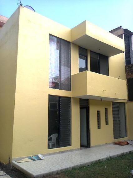 Casa Sola En Amatitlán / Cuernavaca - Cam-934-cs