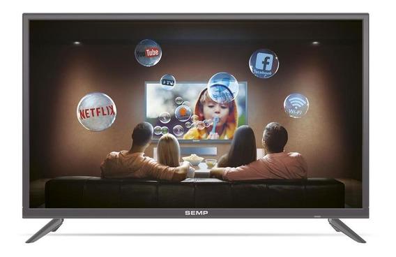 Smart Tv Led 32 Semp, Hd, Usb, Hdmi, Wi-fi - L32s3900s