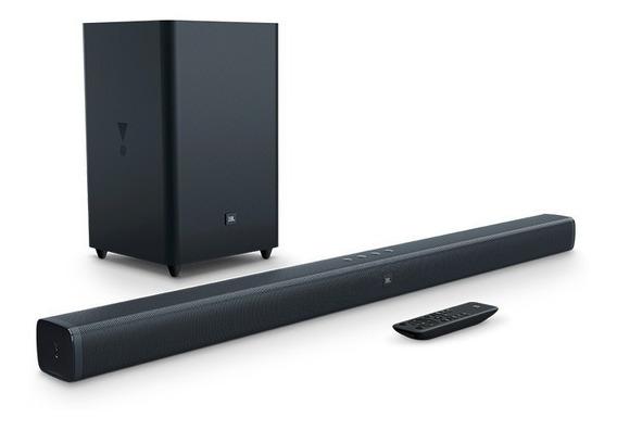 Sound Bar Jbl 2.1 Home Theater Usb Auxiliar Bluetooth Hdmi