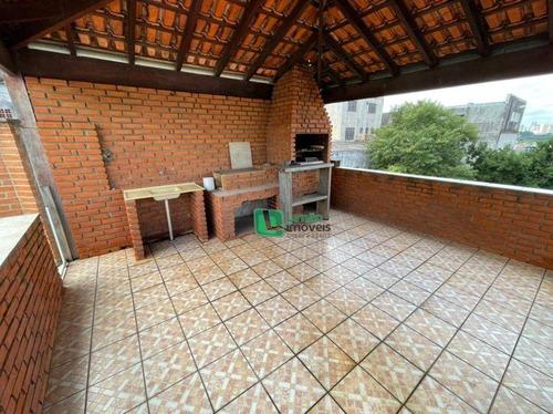 Imagem 1 de 30 de Casa Com 3 Dormitórios À Venda, 200 M² Por R$ 580.000 - Casa Verde Alta - São Paulo/sp - Ca0609
