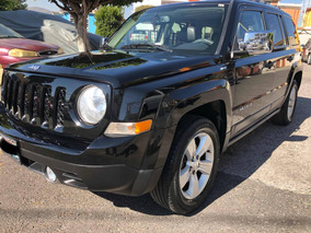 Jeep Patriot Limited Qc 4x2 Cvt 2013