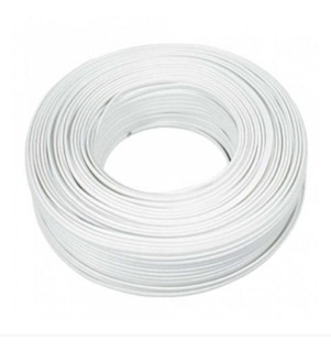 Cable Paralelo 2x24 Blanco