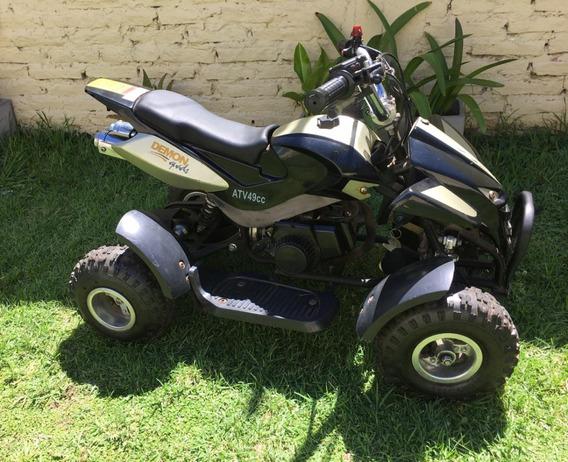 Cuatriciclo Mini Atv 49cc