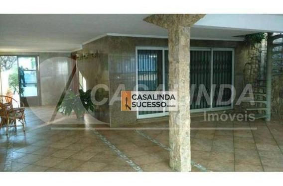 Sobrado 290m² 3 Dormts 4 Vgs Próx Metro Penha - Ca1886. - Ca1886