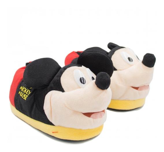 Pantufa Mickey 3d Original Ricsen