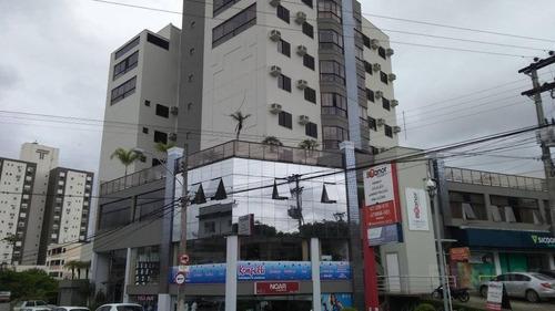 Imagem 1 de 27 de Apartamento Com 3 Dormitórios À Venda, 123 M² Por R$ 600.000,00 - Escola Agrícola - Blumenau/sc - Ap0663