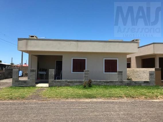 Casa Para Venda Em Arroio Do Sal, Balneário Rondinha, 3 Dormitórios, 1 Suíte, 2 Banheiros, 2 Vagas - Cvcl003_2-180742