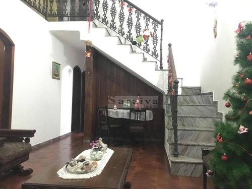 Imagem 1 de 30 de Sobrado Com 4 Dormitórios À Venda Por R$ 750.000,00 - Rudge Ramos - São Bernardo Do Campo/sp - So0410
