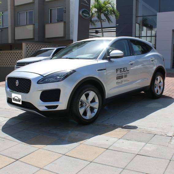 Jaguar E-pace 2019 Plateado Motor 2.0 5 Puertas
