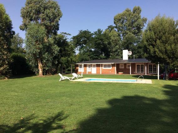 Casa Y Quincho En Barrio La Armonia A 20 Km De Mar Del Plata