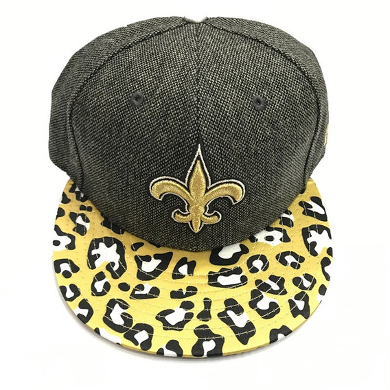 Boné New Era New Orleans Saints Nfl Snapback