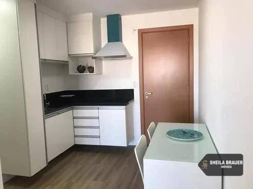 Studio Com 1 Dormitório Para Alugar, 37 M² Por R$ 1.700/mês - Centro - Guarulhos/sp - St0001