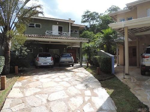 Casa Com 4 Dormitórios À Venda, 256 M² Por R$ 1.350.000 - Granja Viana - Jardins Da Fazendinha - Carapicuíba/sp - Ca0243
