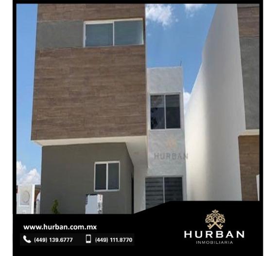 Hurban Vende Casa Nueva En Coto Al Sur De La Ciudad.