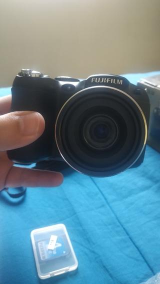 Câmera Fujifilm Finepix S2980 (na Caixa Sem Nenhum Arranhão)