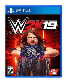 Wwe 2k19 - Juego Fisico (ps4) - Prophone