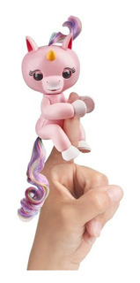 Muñeco Fingerlings Unicornio