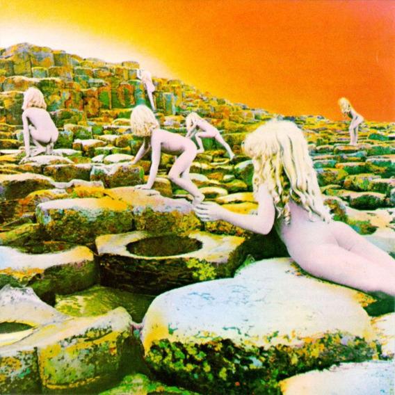 Cd Led Zeppelin Houses Of The Holy - Lacrado Novo Original