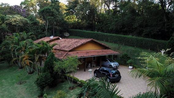 Chácara Com 3 Dormitórios À Venda, 1300 M² Por R$ 600.000 - Colonial Village (caucaia Do Alto) - Cotia/sp - Ch0097