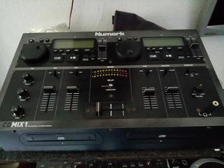 Reproductor Y Mixer Numark Impecable