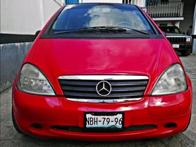 Mercedes Benz Clase A 1.6 160 Classic Plus Aks Mt