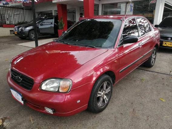Chevrolet Steem 2001 1.3 Full