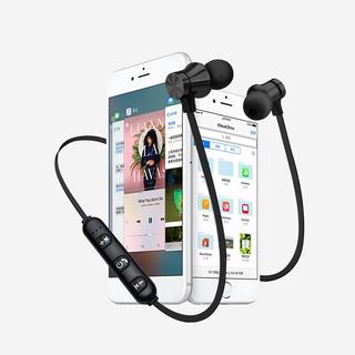 Auriculares Bluetooth Inalámbricos Con Imán In-ear Deportivo