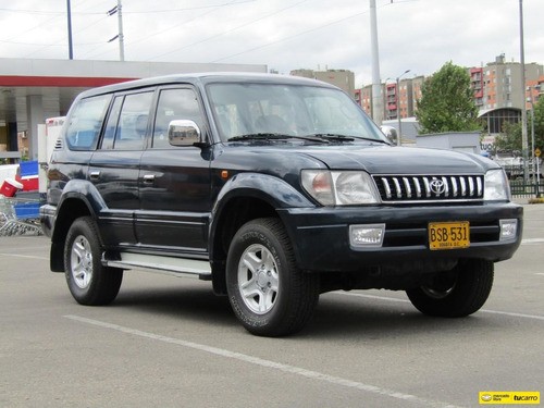 Toyota Prado Vxa 4x4