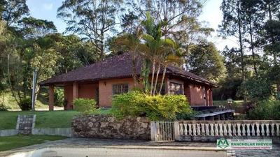 Chácara Residencial À Venda, Caucaia Do Alto, Vargem Grande Paulista. - Ch0027