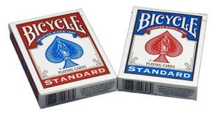 2 Pack Baraja Bicycle Standard Poker Cartas Mazo Magia Juego