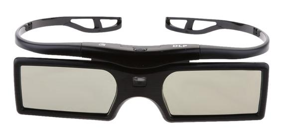 Dlp Link 3d Glass, 3d Active Obturador Óculos 144hz Para So