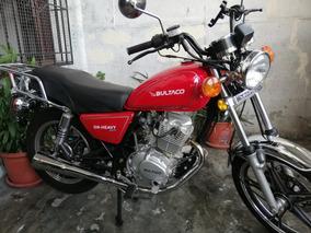 Moto Bultaco Heavy 150