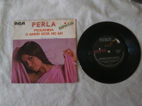 Lp Compacto Perla 1979 Pequenina, O Amor Está No Ar, Vinil