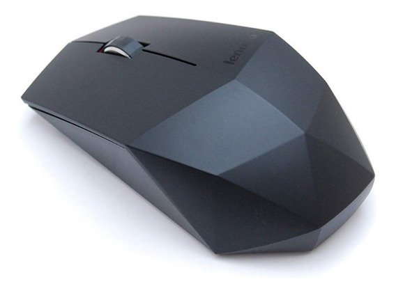 Lenovo Wireless Mouse N50, Black (888014322) #