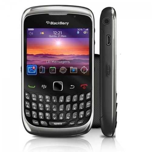 Blackberry 9300 Curve 3g Novo Anatel!nf+fone+2gb+cabo+garant