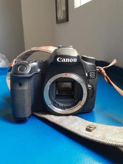 Canon 70d Usada
