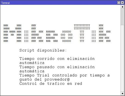 Script Tiempo Corrido Mikrotik